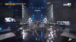 اجرای Wanna One با آهنگ Spring Breeze درThe Show ^^