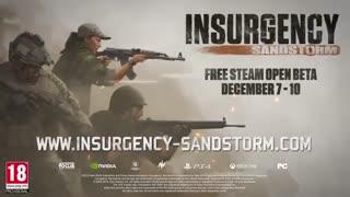 گیمپلی و حالتهای مختلف بازی Insurgency: Sandstorm