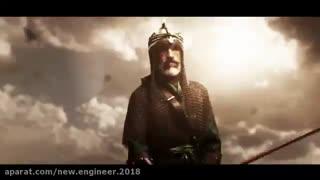 موزیک ویدیوی زیبای حامد زمانی بنام عمار داره این خاک