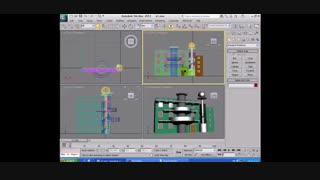 آشنایی با ابزارها و نماهای مختلف دید در 3DMAX - تم میکر