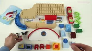اسباب بازی پلی موبیل ساختنی 6784