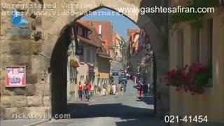 سفر  به یکی از شهرهای اروپا