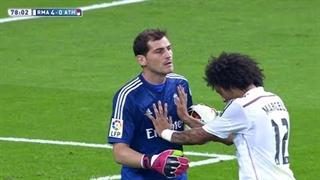 مهارهای استثنایی ایکر کاسیاس در زمان رئال مادرید