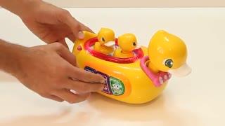 اردک و بچه اردک های موزیکال 35302
