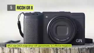 7 دوربین عکاسی عالی برای سفر - جدید