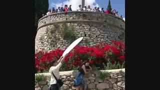 تبلیغ نفس بی نام(پارک شین هه)برای WKorea 2018 FULL HD کمیاب ویدیو کامل