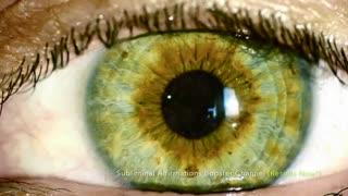 تغیر رنگ چشم با فایل صوتی