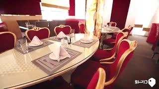 کافه رستوران ایوان برج میلاد