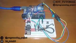 آموزش برنامه نویسی ماژول ESP8266 به صورت جامع