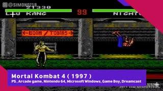 سیر تکاملی بازی Mortal Kombat با دنیایی از خاطره!