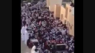 عزاداری شیعیان قطیف