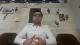 آموزش صداسازی - آموزش آواز - قسمت دوم- محمود عبدالملکی