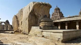 معماری زیبای معبد Lepakshi