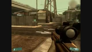 Ghost Recon: Advanced Warfighter - Mission 1 - Part 1