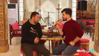 با آقای صالحی و براتی از سفره خانه سنتی رویال کرج آشنا شوید
