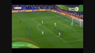 خلاصه بازی بارسلونا 1 - تاتنهام 1 (21-9-1397)