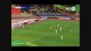 خلاصه بازی موناکو 0 - دورتموند 2 (21-9-1397)