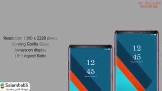 معرفی موبایل جدید سامسونگ مدل A4 2018