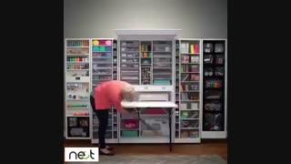 کمد جادویی | nect.ir