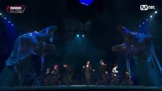 اجرای فوق العاده fake loveمراسم ماما۲۰۱۸ ژاپن