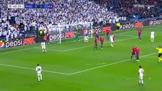 خلاصه دیدار رئال مادرید 0_3 زسکا مسکو (هفته ششم لیگ قهرمانان اروپا فصل 2018/19)