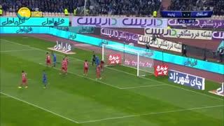 خلاصه دیدار استقلال 0_0 پدیده (معوقه هفته دوازدهم لیگ برتر ایران)