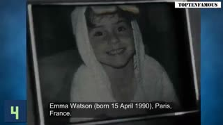 اولین اما واتسون در نماشام❣