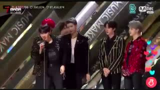 برد BTS با جایزه Best Asian Styly در MAMA2018