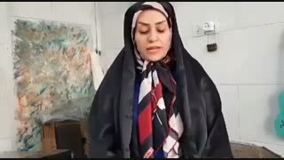 خانم پروین سلیمانی یکی از هنرجویان کلاس های صداسازی محمود عبدالملکی آموزش آواز - آموزش خوانندگی