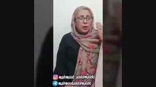خانم سرشوقی یکی از هنرجویان کلاس های آنلاین صداسازی - مهستی - هایده - آموزش صداسازی- آموزش آواز  - سلفژ  - محمود عبدالملکی