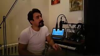 آهنگ شب وصال اثر سعید راحمی