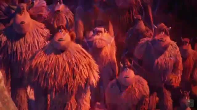 انیمیشن پا کوتاه Smallfoot 2018 دوبله فارسی
