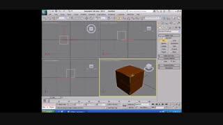 آشنایی با ابزار های create و ویرایشگر modify در 3D MAX | تم میکر