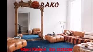 نمونه کار دیوارپوش آینه ای اراکو 33282286-021