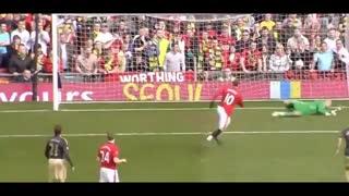 بازی کلاسیک؛ منچستریونایتد 2_1 لیورپول فصل 2010