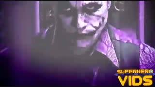 میکسی از جوکر فیلم شوالیه تاریکی