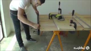 ترفندهای شنیداری:ساخت میز چوبی