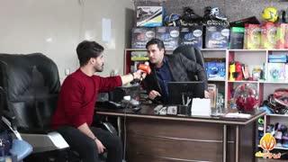با سعید شمس مدیریت  جهان اسپرت در کرج آشناشوید