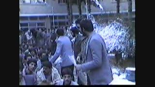 اعزام دانشجویان مرکز تربیت معلم شهید مفتح فردوس به جبهه ها