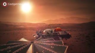 اینسایت ناسا ثابت میکند که بر مریخ فرود آمده است  - گجت نیوز