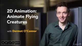 آموزش انیمیشن سازی موجودات پرنده(مقدمه)