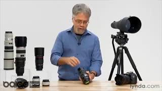 آموزش عکاسی-کار با لنز(عکاسی تله فوتو)