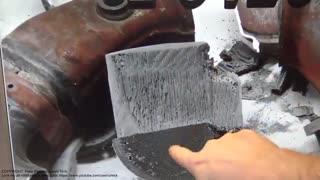 تمیز کردن کاتالیزور و کاتالیست خودرو|مکمل تمیز کننده کاتالیزورGAT|کاریزشاپ|  02184267104