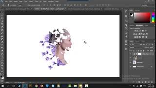 طراحی تصاویر دابل اکسپوژر در فتوشاپ
