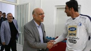 صحبتهای شنیدنی سرپرست باشگاه استقلال در مورد رحمتی و سید حسینی