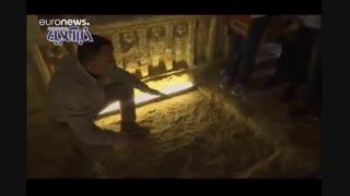 کشف مقبره ۴۴۰۰ ساله در مصر