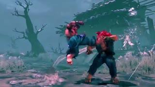 معرفی شخصیت Kage برای بازی Street Fighter V: Arcade Edition - بازیمگ
