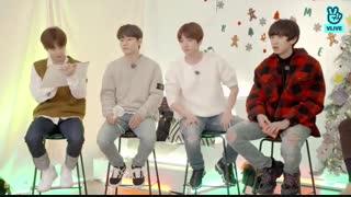 وی لایو ویژه  اکسو EXO برای ریپکیج آلبوم LOVE SHOT به نام Winter Night Listen to EXO با زیرنویس فارسی