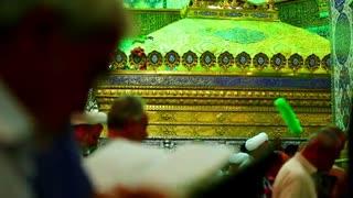 مداحی کردی ( لکی ) و فارسی - امیرحسین مظفری - به مناسبت وفات حضرت معصومه س