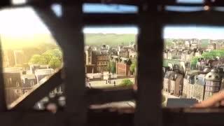 انیمیشن کوتاه «Cogs 2017»